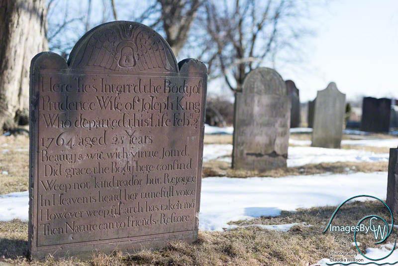 Angel inscription headstone