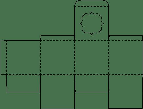 square box temlate