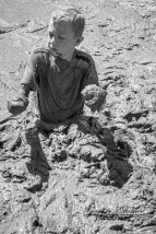Muddy mits