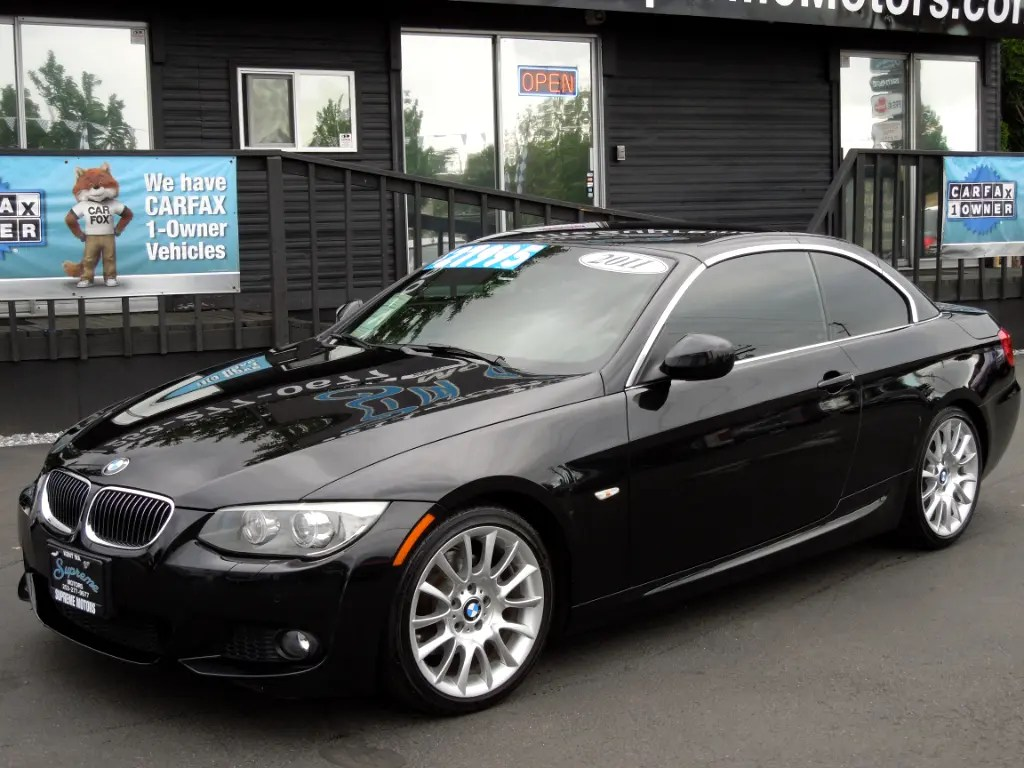 hight resolution of 2011 bmw 3 series 328i convertible sulev