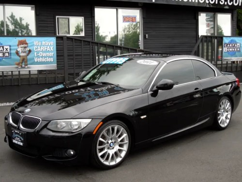 small resolution of 2011 bmw 3 series 328i convertible sulev