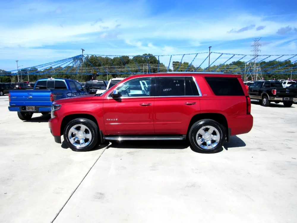 medium resolution of 2015 chevrolet tahoe ltz