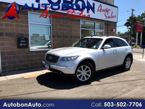 small resolution of 2007 infiniti fx35 4dr awd