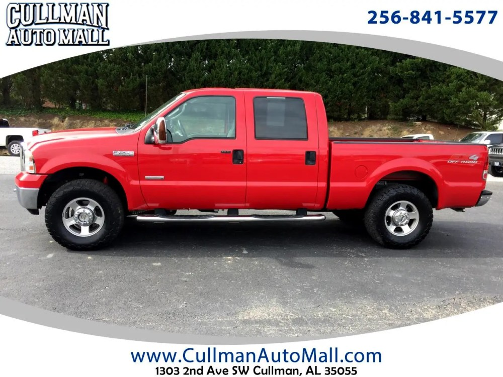 medium resolution of 2006 ford super duty f 250 4wd supercab 158 lariat