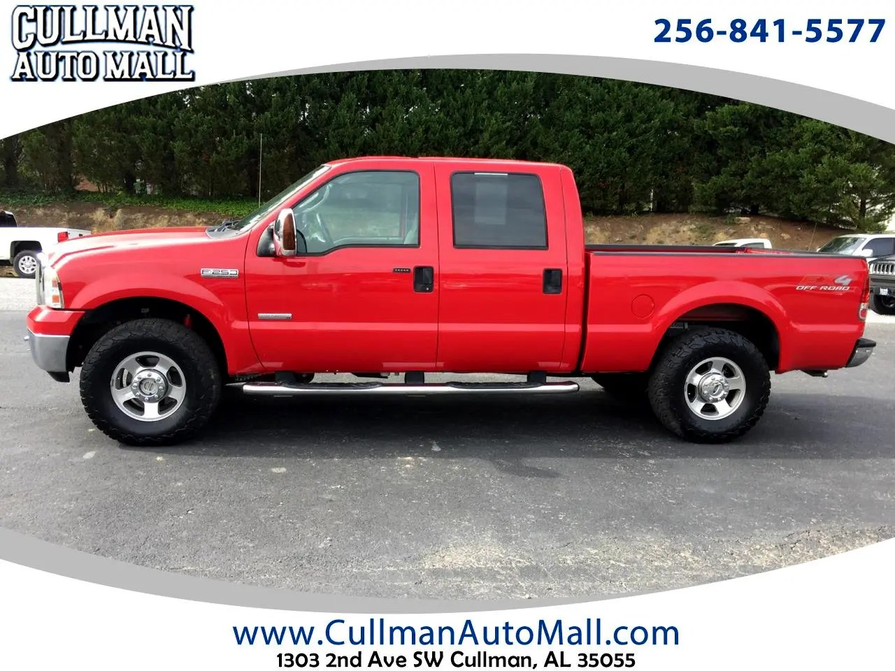 hight resolution of 2006 ford super duty f 250 4wd supercab 158 lariat