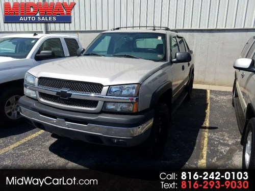 small resolution of 2004 chevrolet avalanche 1500 5dr crew cab 130 wb 4wd