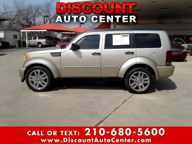 Used 2010 Dodge Nitro 2wd 4dr Heat For Sale In San Antonio