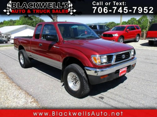 small resolution of used 1996 toyota tacoma