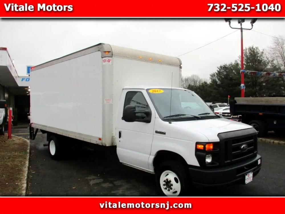 medium resolution of 2017 ford econoline e 350 16 foot box truck w liftgate