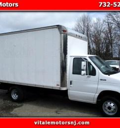 1998 ford econoline e 350 14 box truck w lift gate 26k miles  [ 1280 x 960 Pixel ]