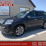 Used 2011 Gmc Acadia Awd 4dr Denali For Sale In Chesaning Mi 48616 Showcase Auto Sales