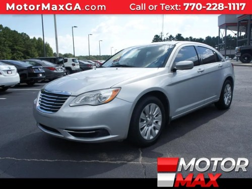 small resolution of 2012 chrysler 200 lx