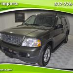 Used 2003 Ford Explorer Xlt Sport 4 0l 4wd For Sale In Noblesville In 46060 5 Star Imports