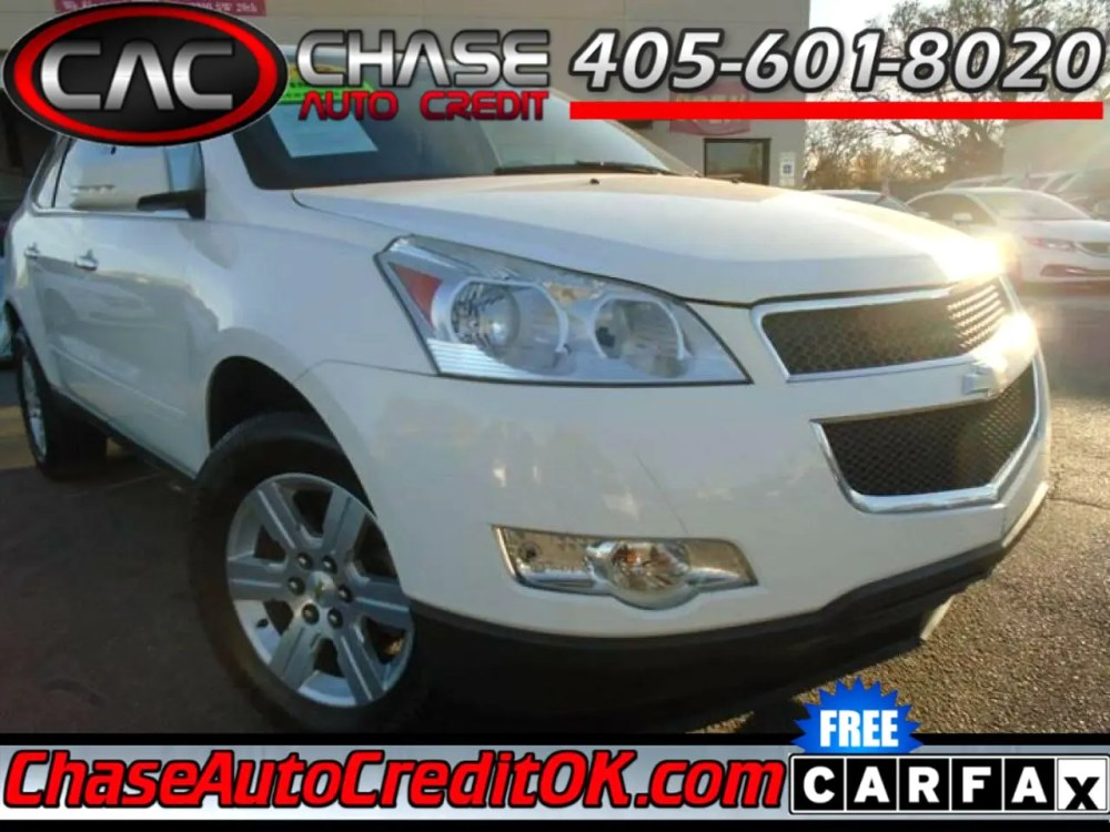 medium resolution of 2012 chevrolet traverse lt awd