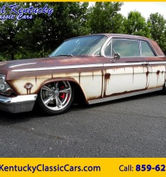 1962 chevrolet impala ss 2 dr hard top [ 2048 x 1536 Pixel ]