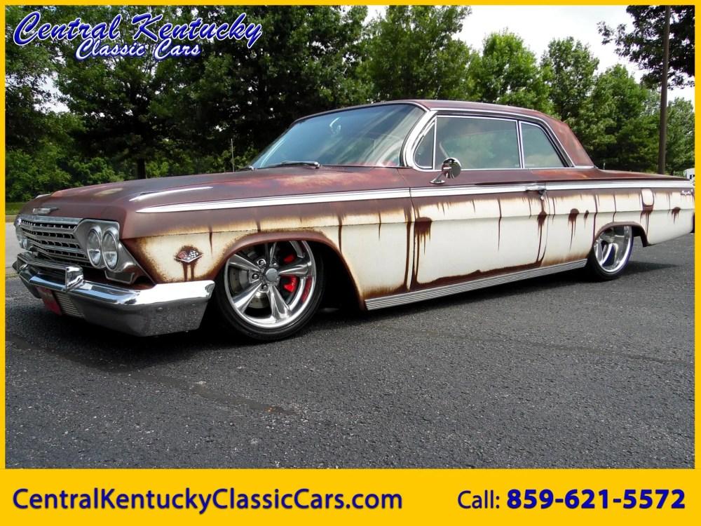 medium resolution of 1962 chevrolet impala ss 2 dr hard top