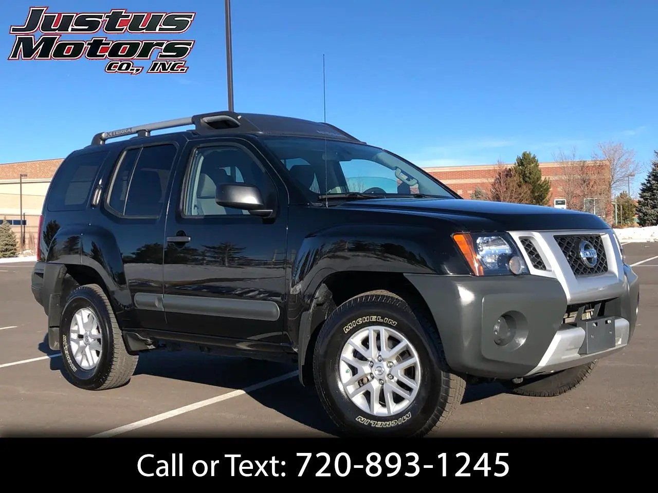 small resolution of 2014 nissan xterra s 4wd
