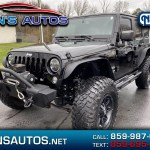 Used 2014 Jeep Wrangler Unlimited Sport 4wd For Sale In Paris Ky 40361 Ken S Autos