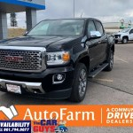 Used 2017 Gmc Canyon Denali Crew Cab 4wd Long Box For Sale In Spanish Fork Ut 84660 Blue Diamond Auto Group