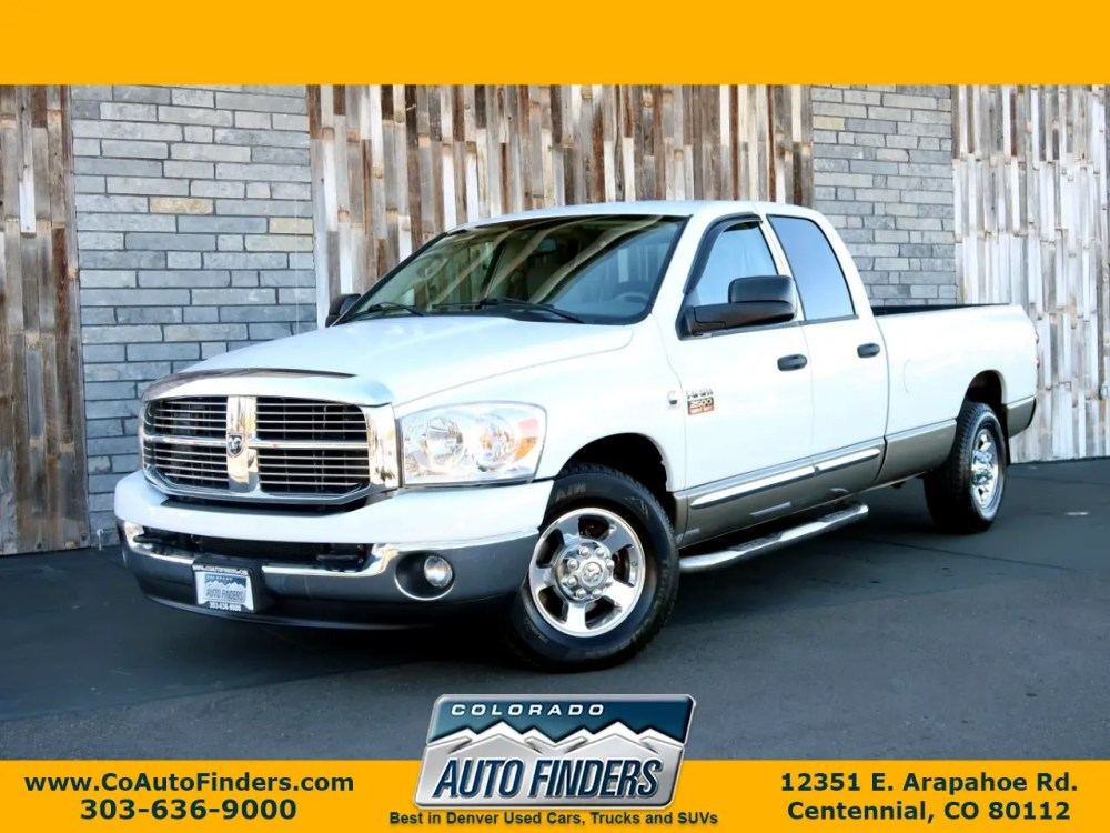 medium resolution of 2009 dodge ram 2500 quad cab 8 ft bed 2wd