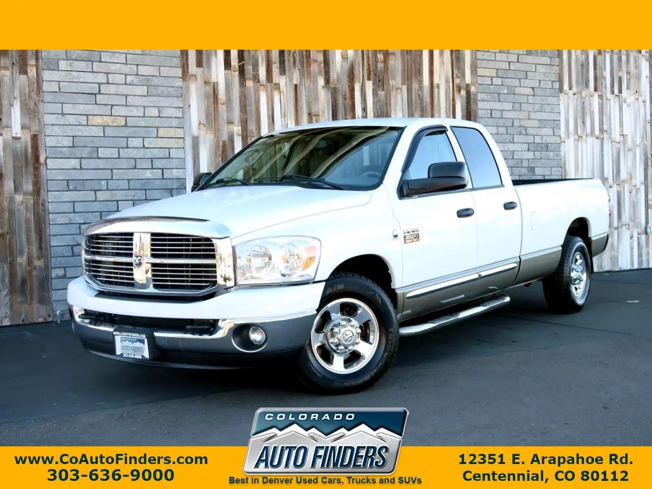 hight resolution of 2009 dodge ram 2500 quad cab 8 ft bed 2wd