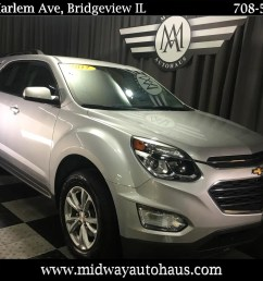 pre owned 2017 chevrolet equinox fwd 4dr lt w 1lt [ 1280 x 960 Pixel ]