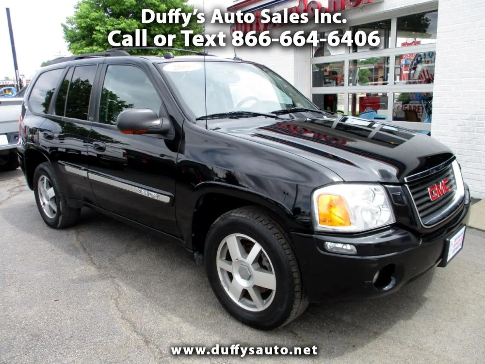 medium resolution of 2005 gmc envoy 4dr 4wd slt