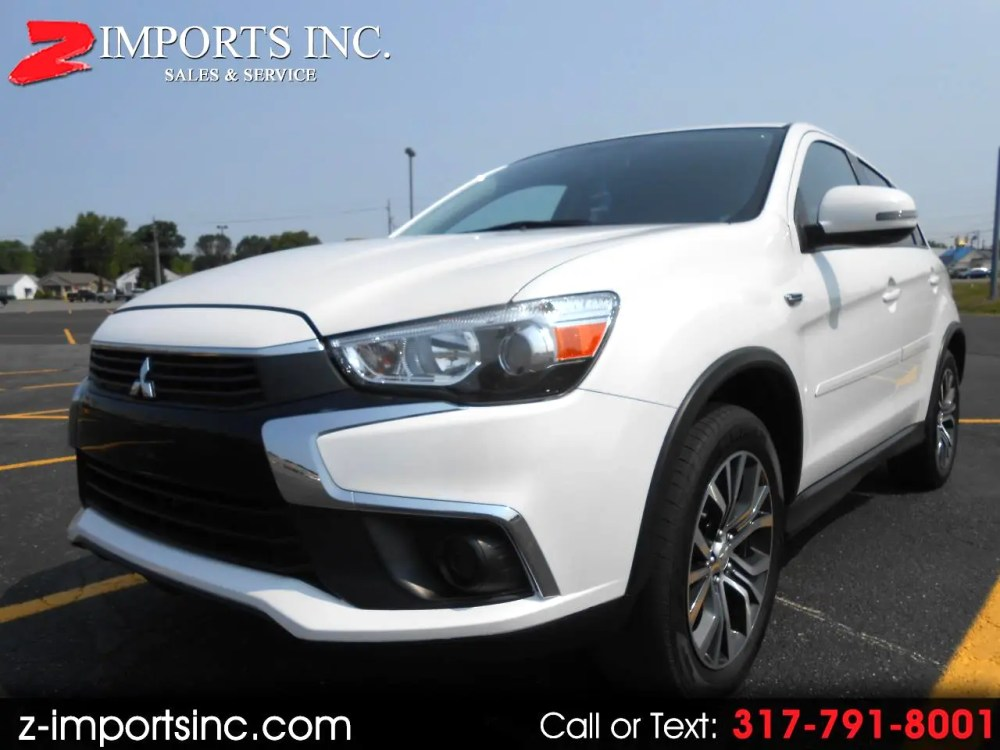 medium resolution of 2017 mitsubishi outlander sport