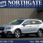Used 2018 Subaru Outback 2 5i Limited For Sale In Richmond In 47374 Northgate Cars