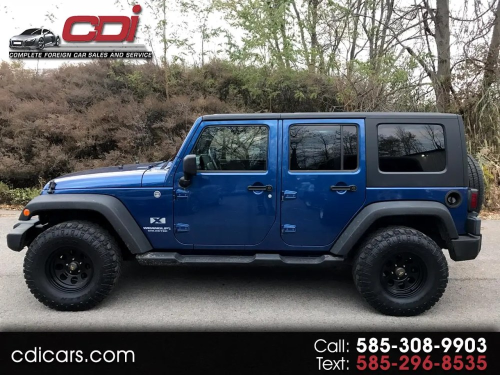 medium resolution of 2009 jeep wrangler unlimited x 4wd