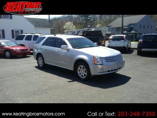 small resolution of 2007 cadillac srx