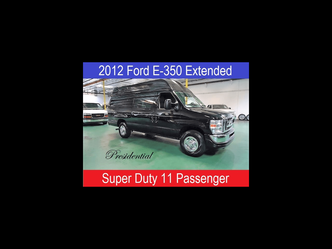 hight resolution of 2012 ford econoline presidential 11 passenger conversion van