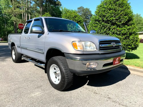 small resolution of 2000 toyota tundra sr5 access cab 2wd