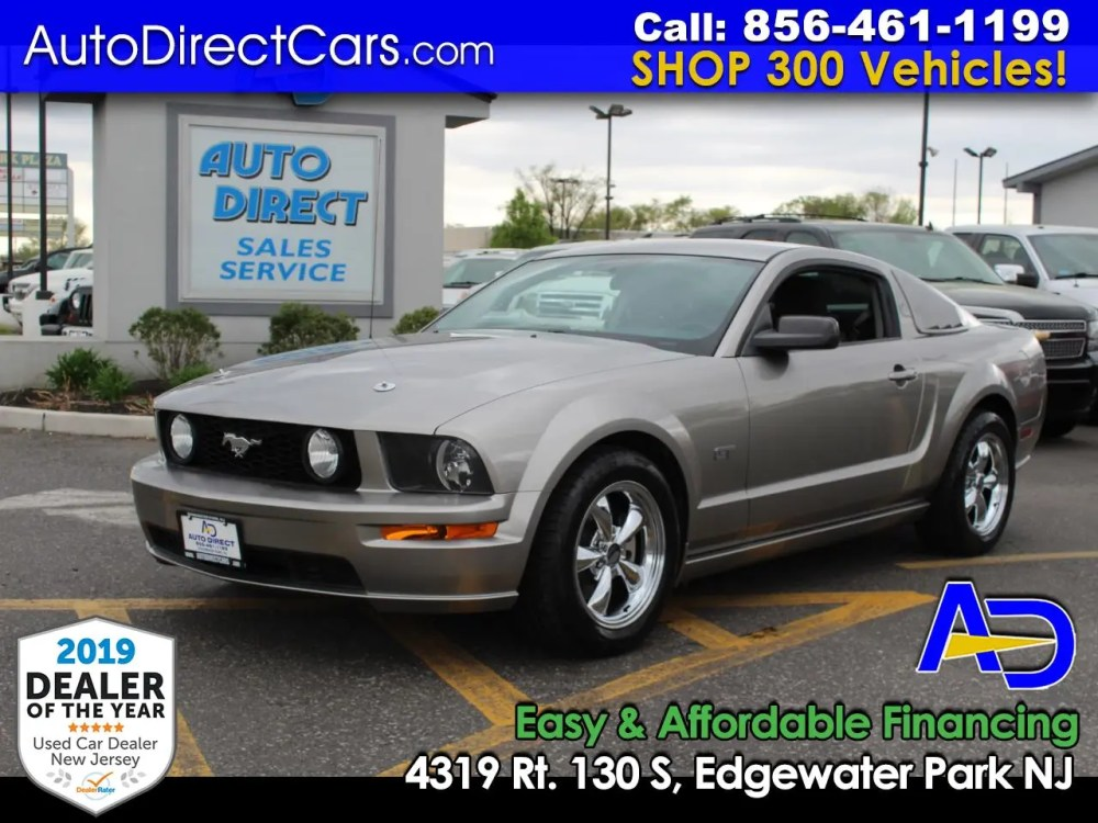 medium resolution of 2008 ford mustang 2dr cpe gt deluxe