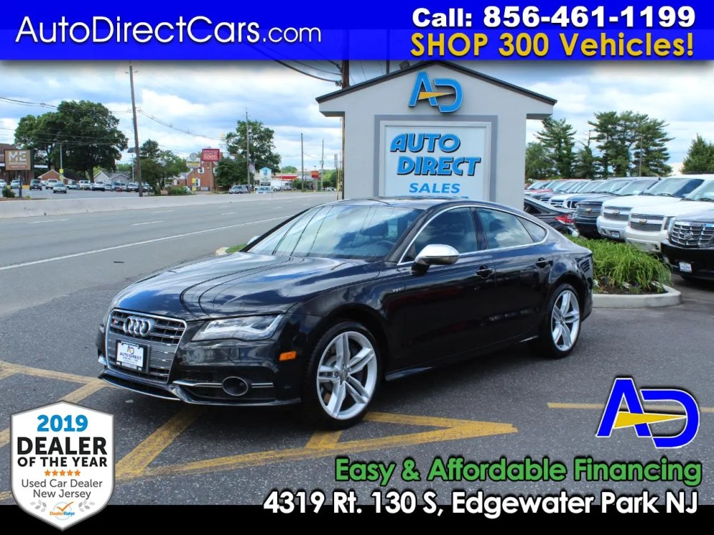 medium resolution of 2013 audi s7 4dr hb prestige