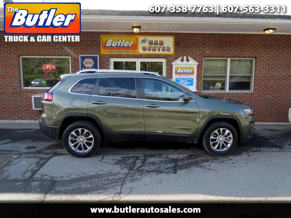 medium resolution of 2019 jeep cherokee latitude 4wd