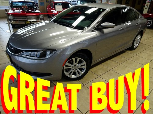 small resolution of 2017 chrysler 200 lx
