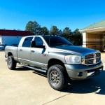 Used 2008 Dodge Ram 2500 4wd Mega Cab 160 5 Laramie For Sale In Griffin Ga 30224 Bills Cars And Trucks