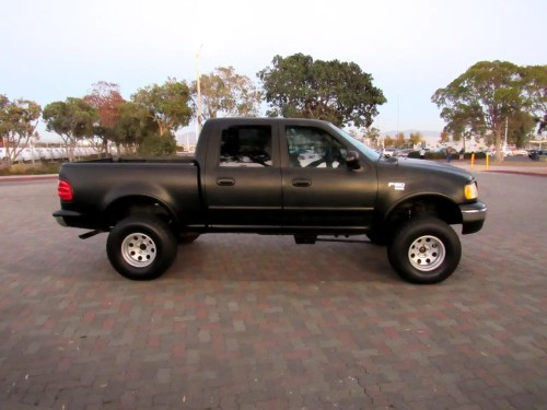 small resolution of 2001 ford f 150 xlt supercrew 4wd