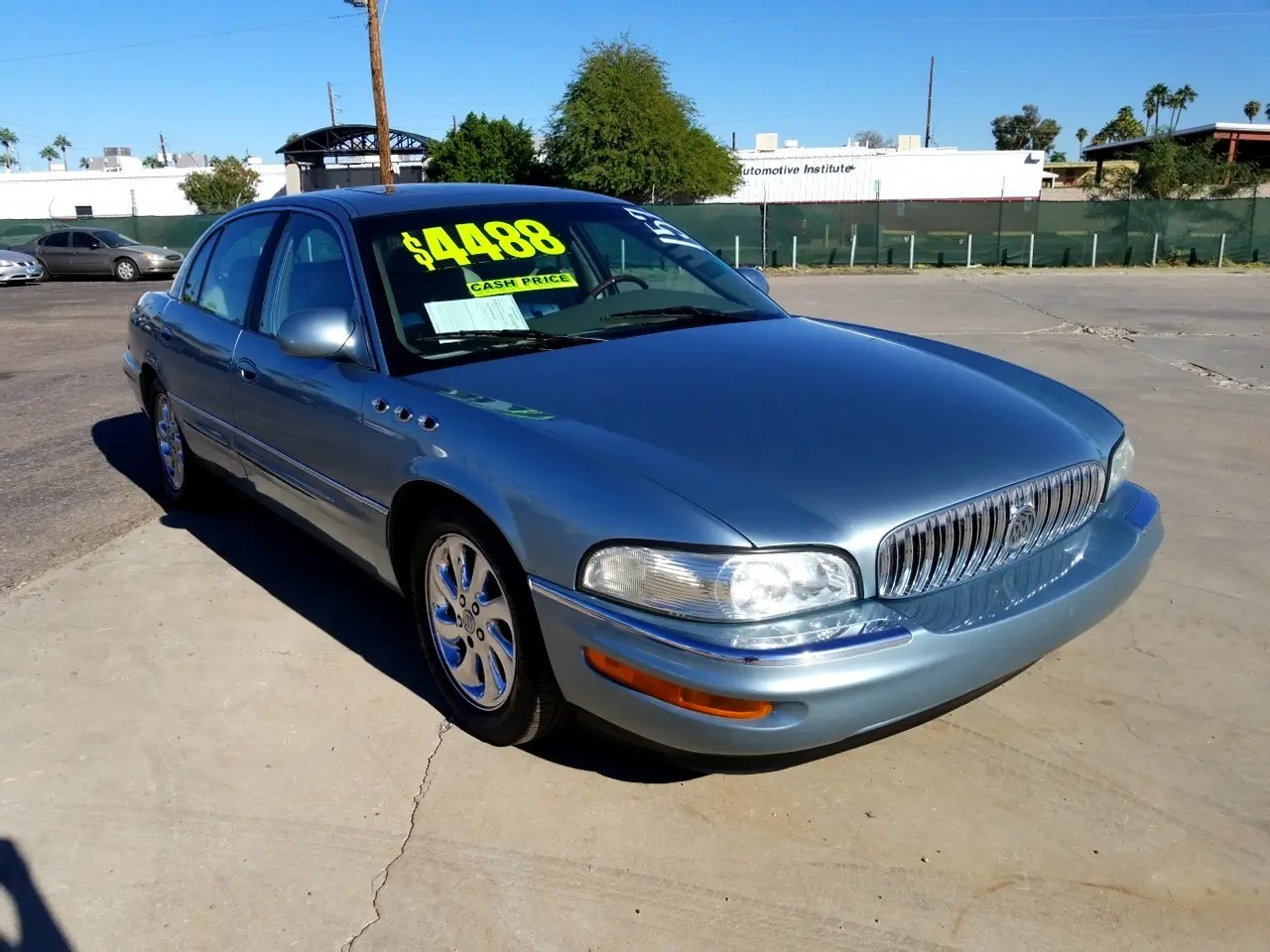 hight resolution of 2003 buick park avenue