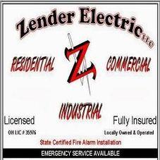 zender electric electrician fostoria