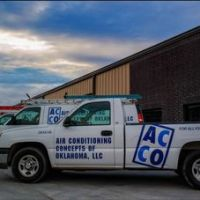AIR CONDITIONING CONCEPTS OF OK LLC. HVAC Contractor ...