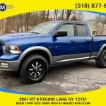 Used Dodge Ram 1500 Quad Cab 2010 For Sale In Round Lake Ny Mackey Automotive