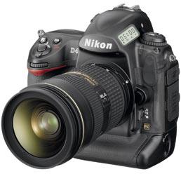 La super Nikon per professionisti