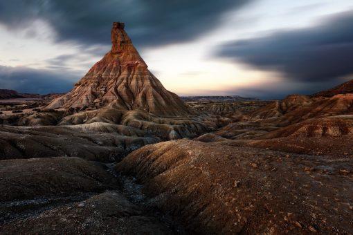 Stages photos nature dans le désert des Bardenas