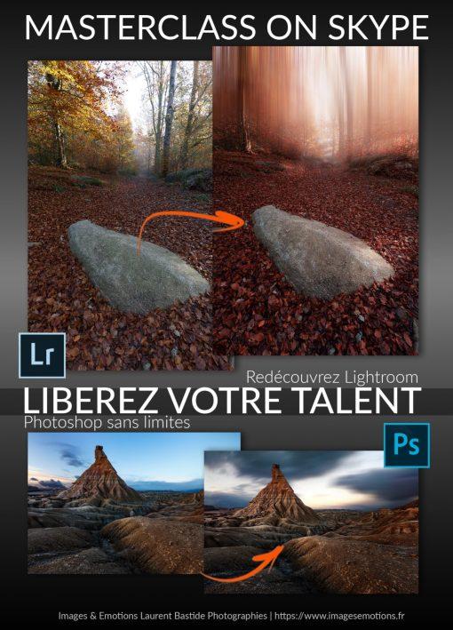 masterclass on skype adobe lightroom photoshop