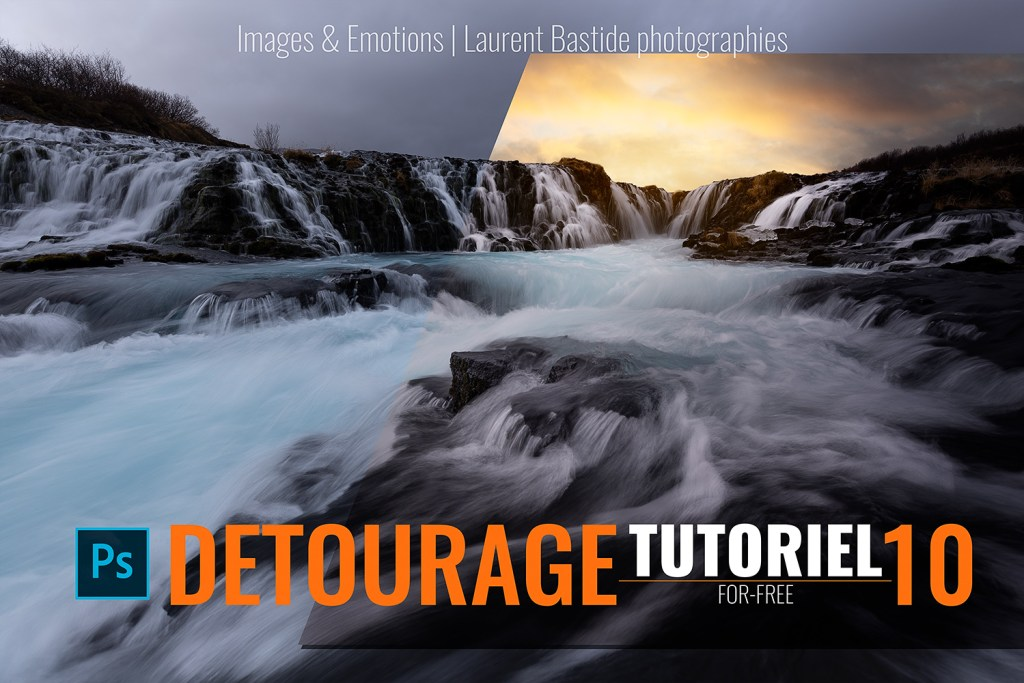 tuto détourage photoshop