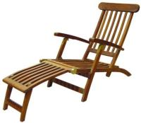 Britannia Folding Lounge Chair | Teak Folding Lounge Chair