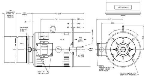 Diagram 3 Phase Motor Nameplate 3 Phase Generators Wiring