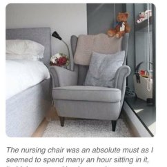 Toddler Wingback Chair Bailey For Sale Nursery - Anyone Found A Good One? September 2014 Babycenter Australia